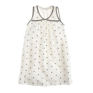 J.Crew Girls Dotted Dress